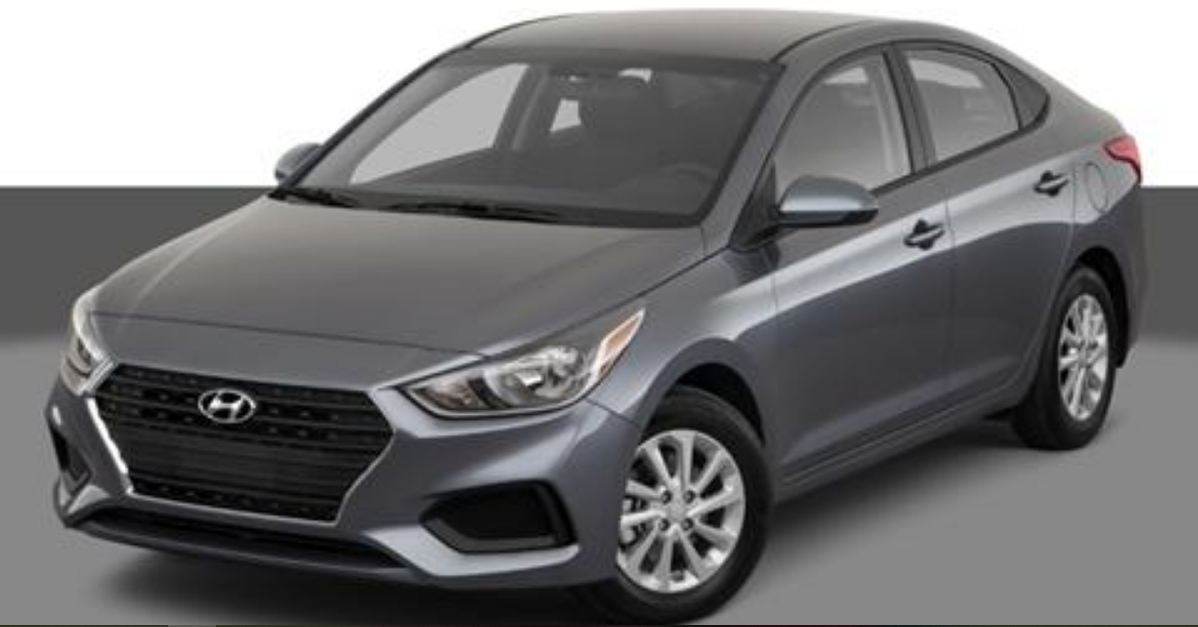 2020 Hyundai Accent Redesign