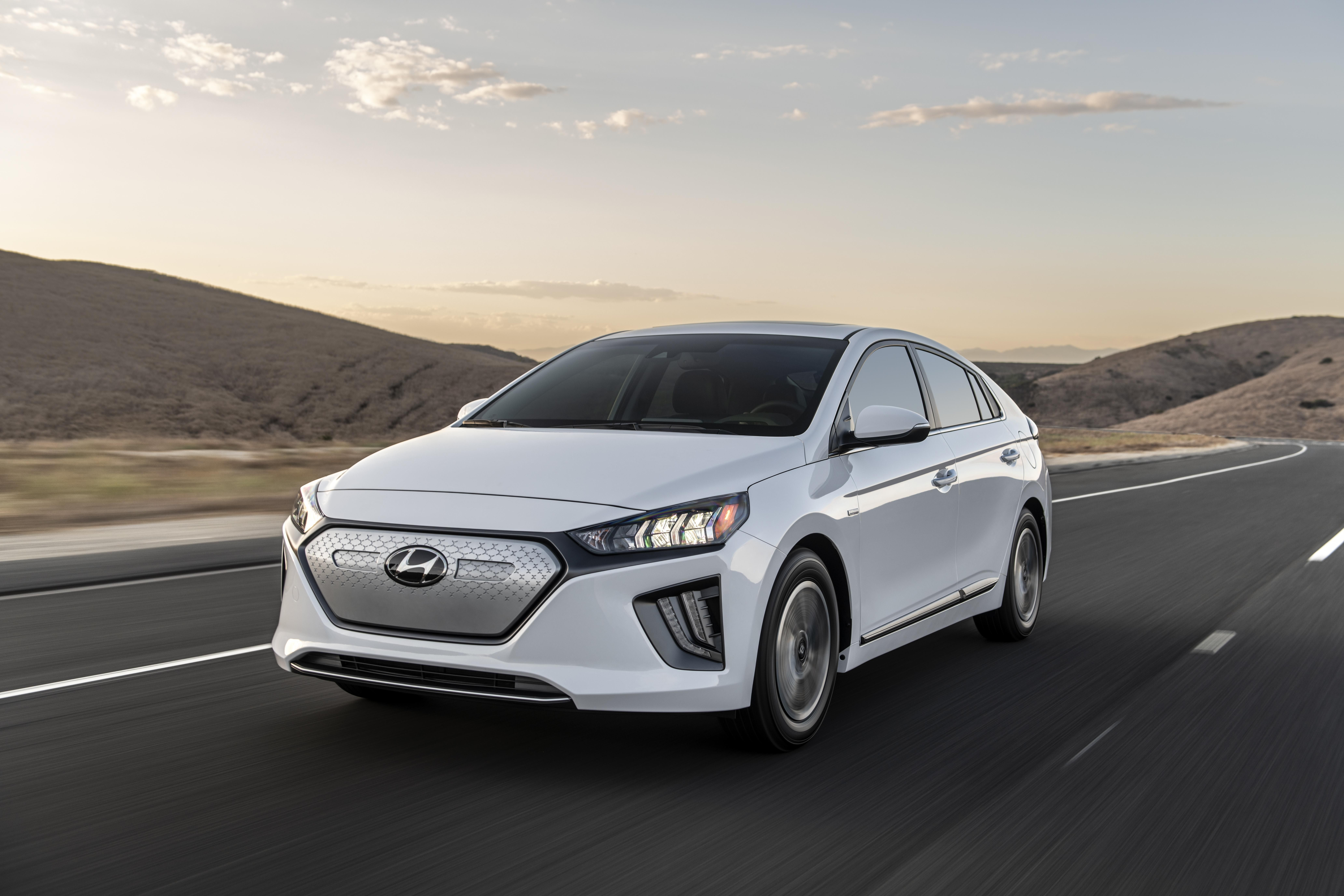 2020 Hyundai Ioniq Review, Pricing, And Specs