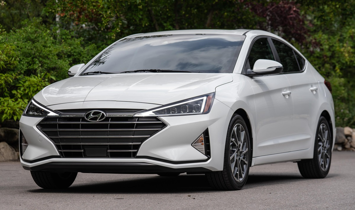 2021 Hyundai Elantra Colors Concept, Electric Performance