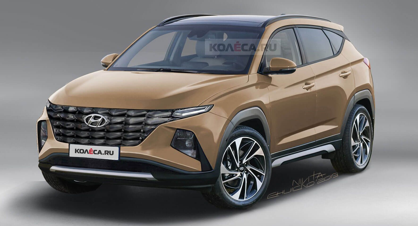 2021 Hyundai Tucson: Here's A More Refined And Accurate Take