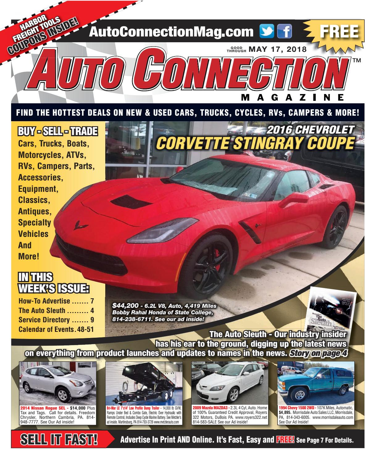 05-17-18 Auto Connection Magazineauto Connection