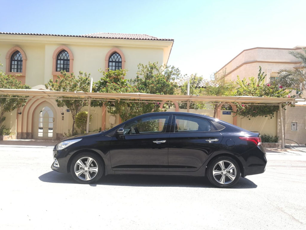 Hyundai Accent 2019 Black New And Used Vehicles For