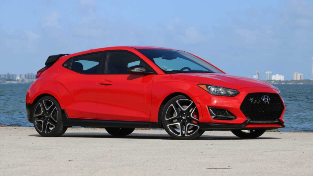 2023 Hyundai Veloster Changes Release Date Cost Latest