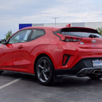 Certified Pre Owned 2020 Hyundai Veloster 2 0 FWD 3D Hatchback