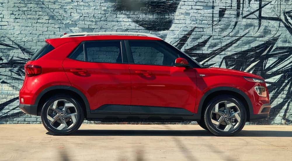 The 2020 Hyundai Venue Perfect Form Function And Fuel