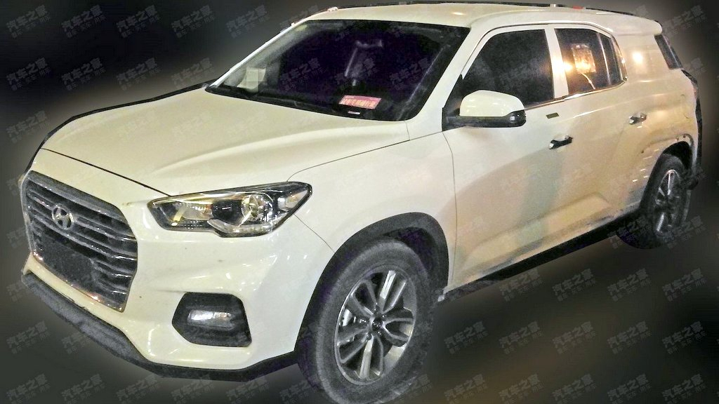 2019 Hyundai Tucson 7 Seater Spied Rival To Upcoming